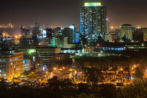 Maputo Central business district