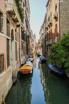 Straten van Venetië, Italië van Remco de Zwijger