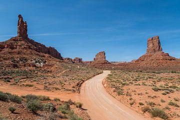 Tal der Götter, Utah von Peter Leenen