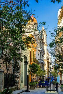 Église de La Havane Cuba sur Joke Van Eeghem