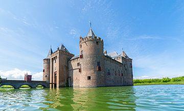 Muiderslot - Amsterdamer Schloss von Robert Gort