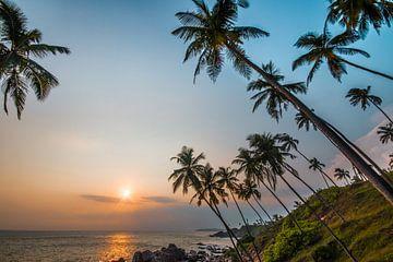 Sri Lanka Sonnenuntergang von Max Nicolai