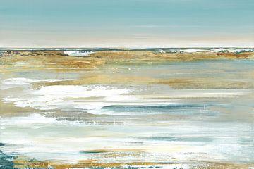 Blue Horizon I, Lera van PI Creative Art