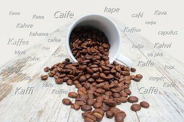 Kaffeehausausstattung 1 van Heike Hultsch