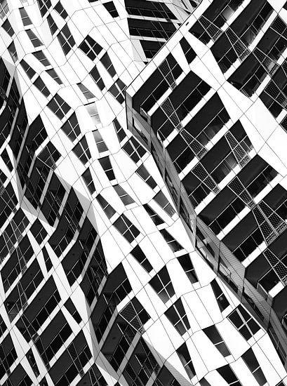 Calypso Rotterdam, architectuur van Michèle Huge
