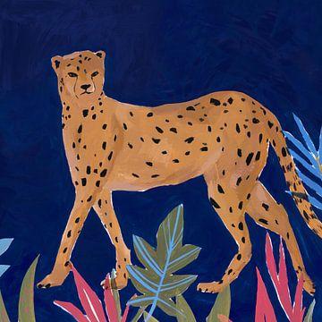 Cheetah I, Isabelle Z  von PI Creative Art
