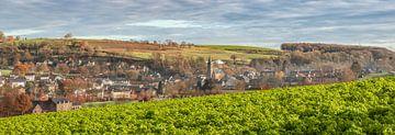 Panorama du village ecclésiastique d'Eys dans le sud du Limbourg