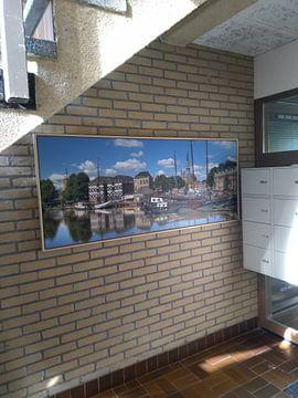 Klantfoto: Haven van Gouda van Jan Kranendonk