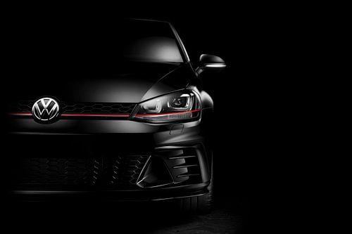 Volkswagen Golf GTI R 2017 von Thomas Boudewijn