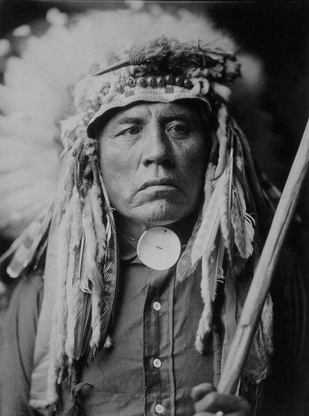 Sitting Bull van Brian Morgan