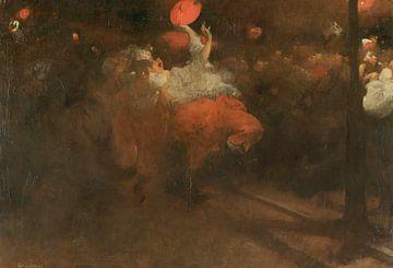 Oranjefeest, Jac van Looij
