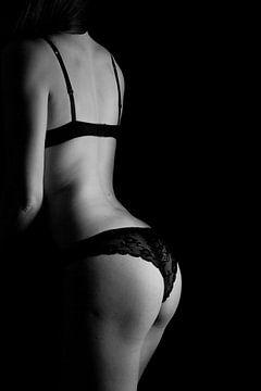 Hübscher Rücken von Onlyin1skin.art