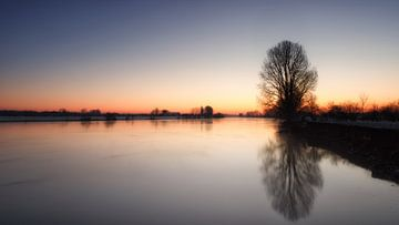 Goedemorgen rivier de Maas van Lex Schulte