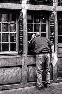 Straatfotografie in Maastricht van