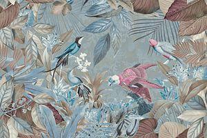 Vogels in het paradijs van Andrea Haase