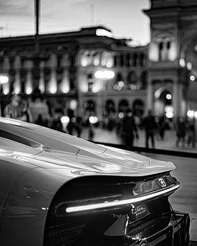 Bugatti Chiron van Truckpowerr
