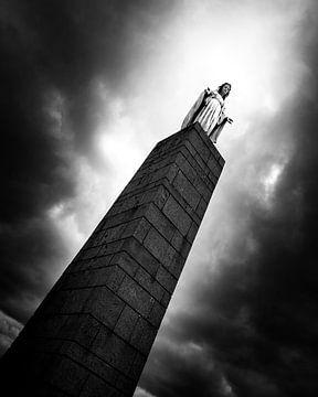 Statue Jungfrau Maria von Peter van Nugteren