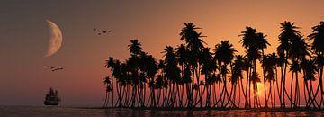 Ein hauch Karibik van Klaus-Dieter Schulze