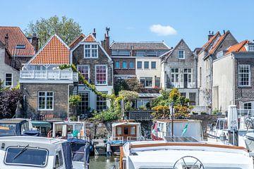 Haven van Dordrecht van Marleen Kuijpers