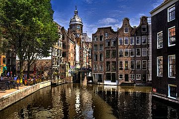 Amsterdamse sfeertjes van Fons Bitter
