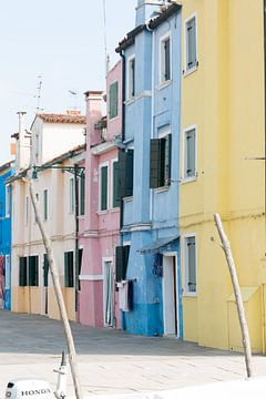 Venetië Murano van heidi borgart