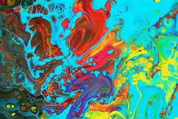 Kleurenpalet/ Farbpalette/ Color palette/ Palette de couleurs van Joke Gorter