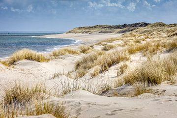 Zandduinen in het natuurgebied Ellenbogen bij List, Sylt van Christian Müringer