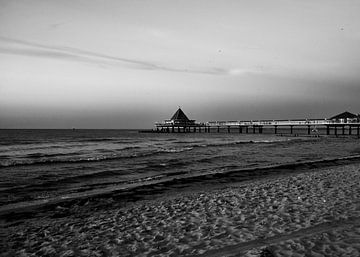 Seebrücke von Iritxu Photography
