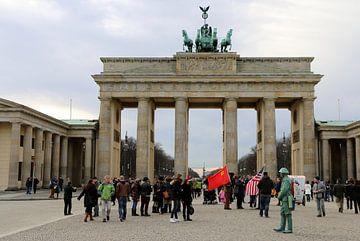 Brandenburger Tor von Christiane Schulze