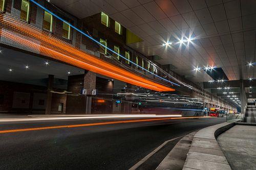 Let's take the bus – Station Breda