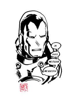 Ironman - halve vijg, halve druif van philippe imbert