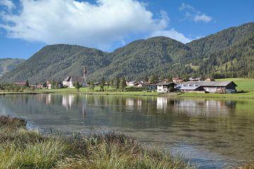St. Ulrich sur le lac Piller sur Peter Eckert