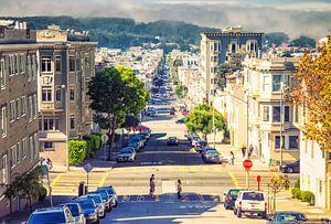 San Francisco's herfst look van