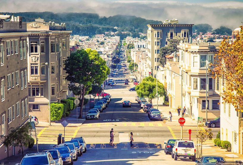 San Francisco's herfst look van Erwin Lodder