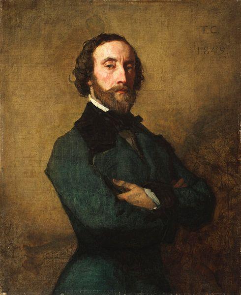 Paul Barroilhet (1810-1871), Thomas Couture von Meesterlijcke Meesters