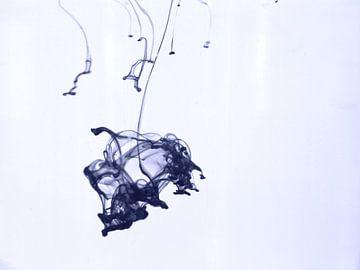 Inkt blauw van Manon Sloetjes