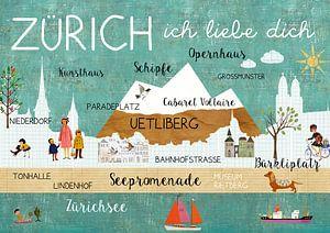 Zurich I love you