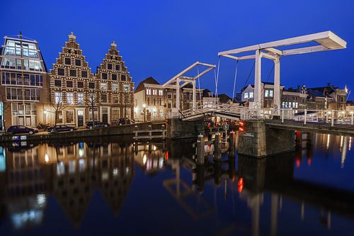 Haarlem reflections van Scott McQuaide