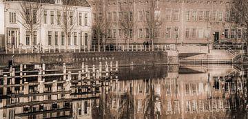 Leeuwarden Zuidergrachtswal sur