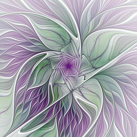 A Floral Dream van gabiw Art