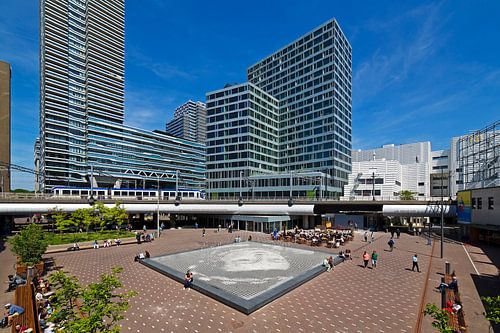 Anna van Buerenplein in Den Haag