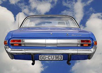 Opel Diplomat A aero van aRi F. Huber