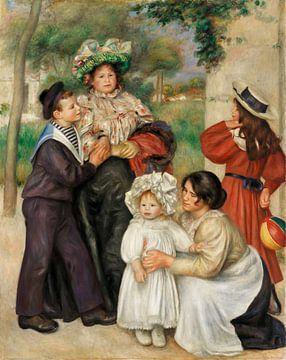 Renoir, Die Familie des Künstlers (1896)