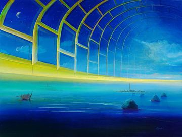 Himmelsgewölbe von Silvian Sternhagel