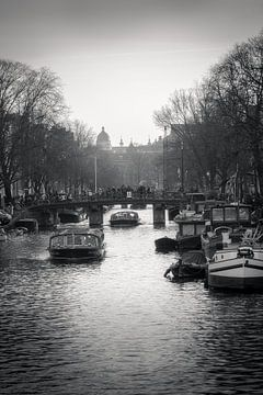Amsterdam highway von Iconic Amsterdam