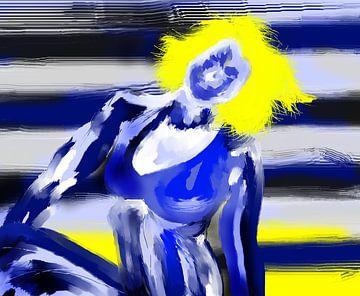 amour d'une femme van l'artiste passionné l'artiste