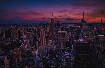 Het vallen van de avond van Joris Pannemans - Loris Photography