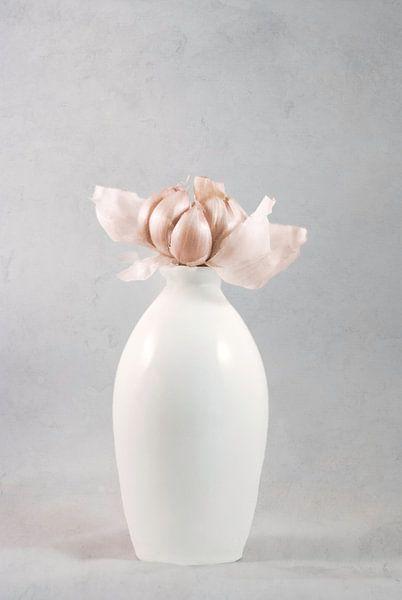 Garlic Flower van Hannie Kassenaar