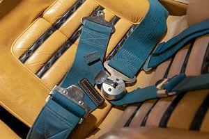 Ceintures de sécurité attachées - Ferrari 365 classique