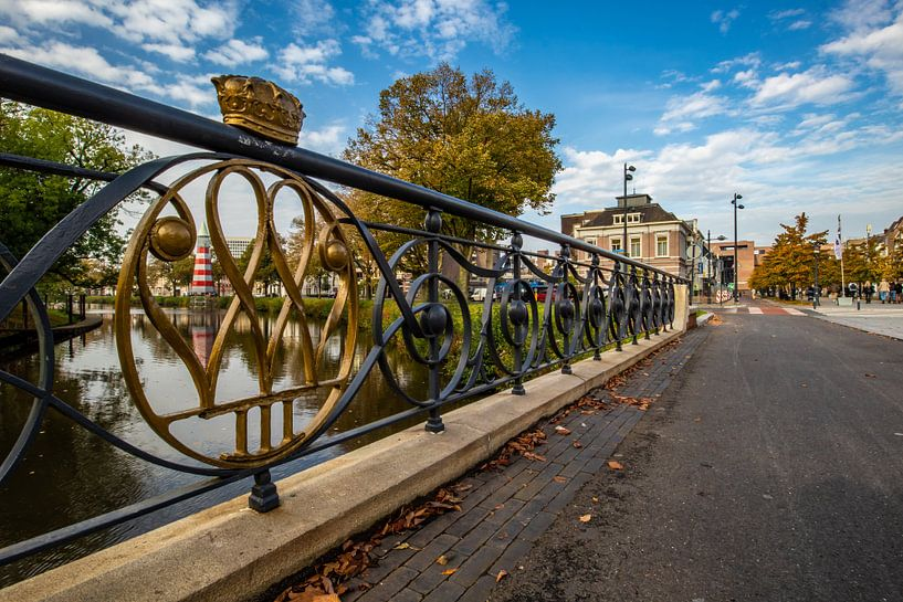 Breda - Park Valkenberg - Willemsbrug van I Love Breda